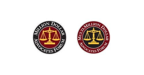 Million Dollar Advocates Forum and Multi-Million Dollar Advocates Forum